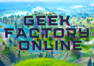 Geek Factory Online